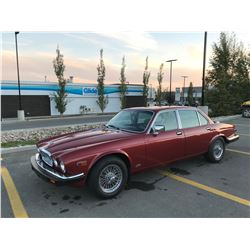 FRIDAY NIGHT 1986 JAGUAR XJ6 IMMACUALTE CONDITION