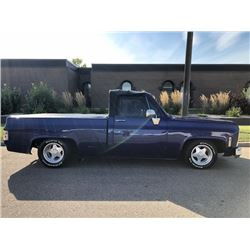 1979 CHEVROLET PICKUP CONVERTIBLE