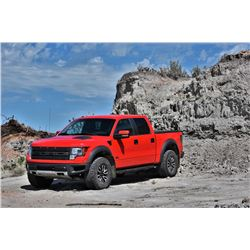 NO RESERVE 2012 FORD RAPTOR