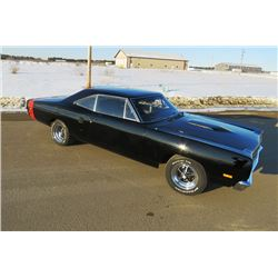 1969 DODGE SUPERBEE 440 6 PACK FRESH RESTORATION