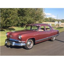 FRIDAY NIGHT 1953 KAISER MANHATTAN SEDAN RESTORED SUPER RARE