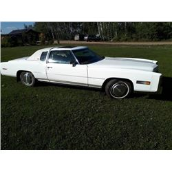 FRIDAY NIGHT 1977 CADILLAC ELDORADO 2 DOOR HARDTOP