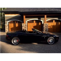 FRIDAY NIGHT 2006 ASTON MARTIN DB9 VOLANTE V12 ONLY 5800 ORIGINAL MILES