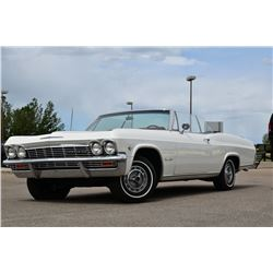 FRIDAY NIGHT 1965 CHEVROLET IMPALA SUPER SPORT CONVERTIBLE