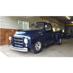 12:30PM SATURDAY FEATURE 1950 STUDEBAKER CUSTOM TRUCK FUELIE