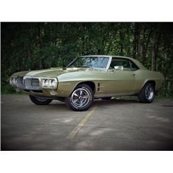 2:00PM SATURDAY FEATURE 1969 PONTIAC FIREBIRD 400