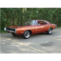 2:30PM SATURDAY FEATURE 1970 DODGE CHARGER RT 440