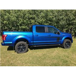 2015 BOSS EDITION F150 COYOTE ENGINE