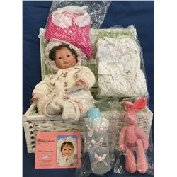 Paradise Galleries Baby Amanda MIB Retired COA