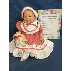 """Reborn """"Noel Casey"""" from """"Nana's Nursery"""" ***This is not a Toy."""