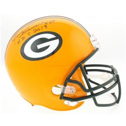 Randall Cobb Signed Packers Full-Size Helmet (JSA COA)