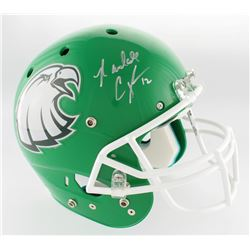 Randall Cunningham Signed Eagles Full-Size Authentic On-Field Helmet (Beckett COA)