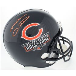 Mike Ditka Signed Hall of Fame Commemorative Full-Size Bears Helmet (JSA COA)