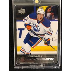 2015-16 Upper Deck Connor McDavid Young Guns Rookie