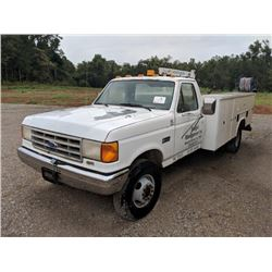 1991 FORD F SUPER DUTY