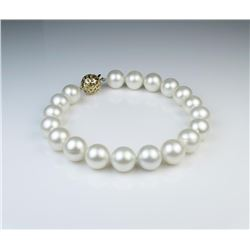 18CAI-21 SOUTH SEA PEARL BRACELET