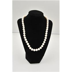 18RPS-14 PEARL NECKLACE