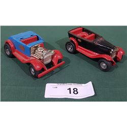 2-1970'S TONKA FORD HOT ROD CARS