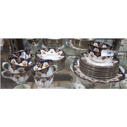 32 PCS ROYAL ALBERT CROWN CHINA