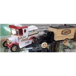 DIE CAST INTERNATIONAL TRUCK COIN BANK