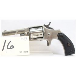 Hopkins & Allen Model XL No 3 pistol