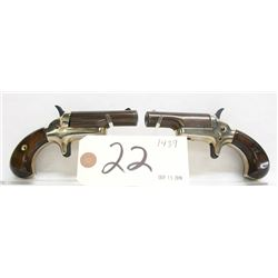 Colt Derringer No.4 Replica Set Handguns