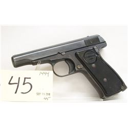 Remington Mod. 51 Handgun