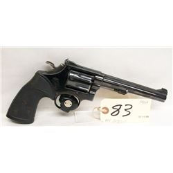 S & W  Model 17 Hand Ejector Revolver