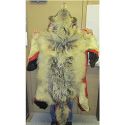 CANADIAN TIMBER WOLF RUG