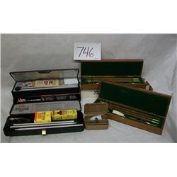12 GAUGE CLEANING KIT LOT
