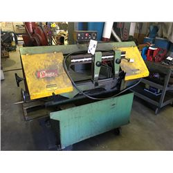 COSEN MODEL MH9160A 2 1/2 HP HORIZONTAL METAL BAND SAW
