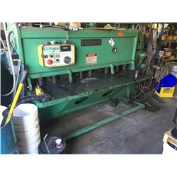ACCUPRESS MODEL 82506 1/4'' X 6' HYDRAULIC ACCURSHEAR