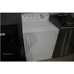 WHITE GE DRYER