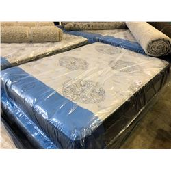 QUEEN SIZED EUROTOP SERTA MATTRESS