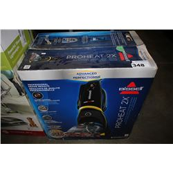 BISSELL PROHEAT 2X ADVANCED DEEP CARPET CLEANING SYSTEM