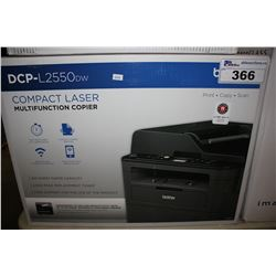 BROTHER DCP-L2550DW COMPACT LASER MULTIFUNCTION COPIER
