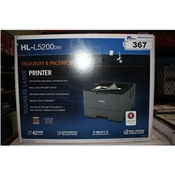 BROTHER HL-5200DW COMPACT LASER ALL IN ONE PRINTER
