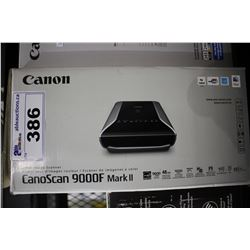 CANON CANOSCAN 9000F MARK II COLOR IMAGE SCANNER