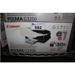 CANON PIXMA G3200 ALL IN ONE WIRELESS PRINTER WITH REFILLABLE INK SYSTEM