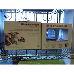 2 KITCHENAID ACCESSORIES