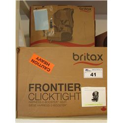 BRITAX FRONTIER CLICK TIGHT HARNESS-2-BOOSTER SEAT