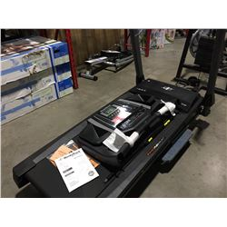 NORDIC TRACK MODEL T6.5S FLEX SELECT TREADMILL (MISSING RIGHT & LEFT HAND RAIL) (4 WHEEL DOLLY NOT