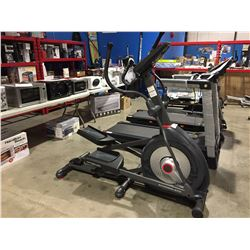 SCHWINN MODEL 470 PRECISION PATH FOOT MOTION TECHNOLOGY ELLIPTICAL EXERCISE MACHINE