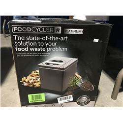FOOD RECYCLER STATE OF THE ART FOOD WASTE DISPOSER