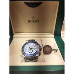 Rolex Yacht-Master II Box/Papers S/S