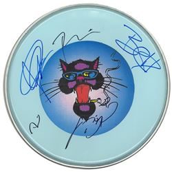 Blues Traveler Drum Head