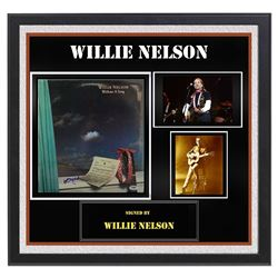 Willie Nelson  Without a Song  Album
