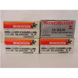 38 Special Wadcutter Ammo and 38 Special Brass