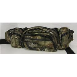 Red Head Camo Fanny Pack