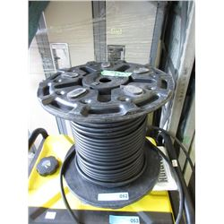 "Spool of 1/2"" Rubber Hose"